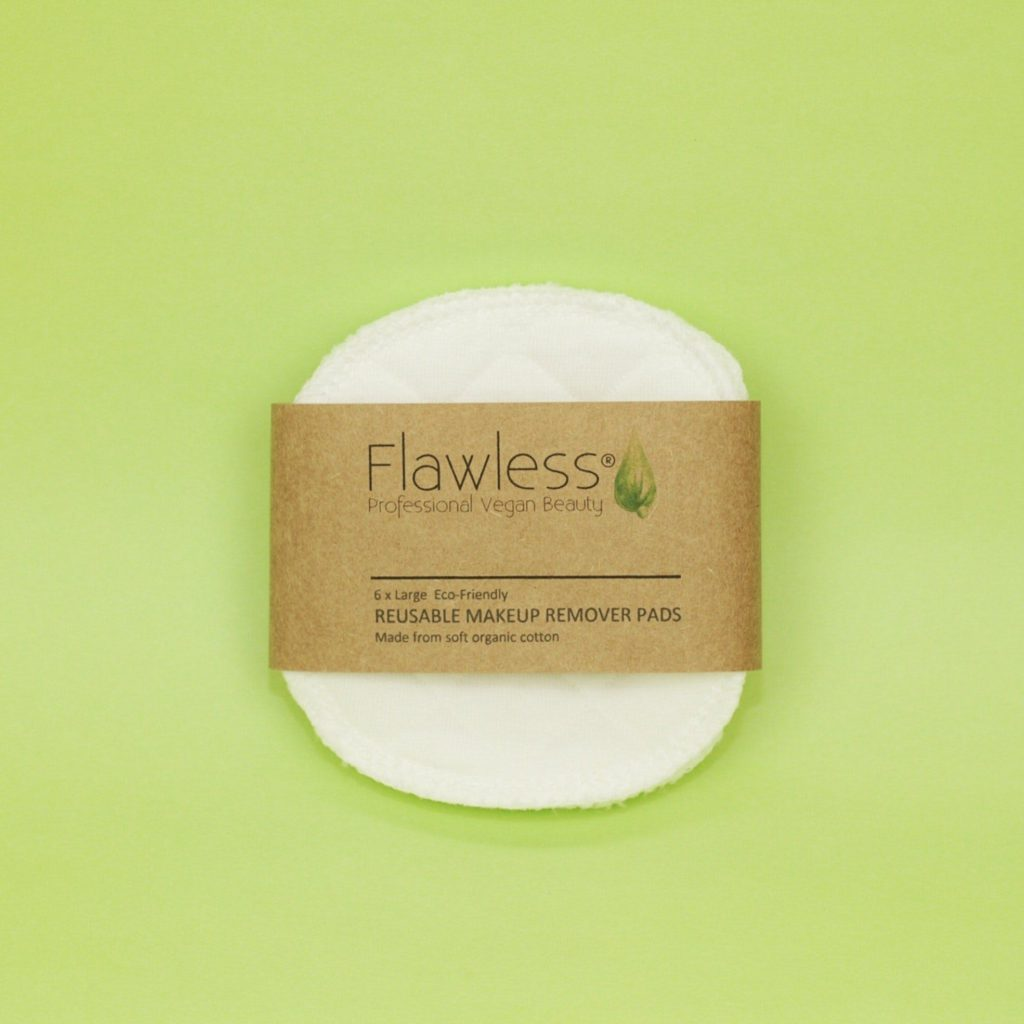 easy eco swaps for a more sustainable lifestyle: health & beauty | reusable makeup remover pads