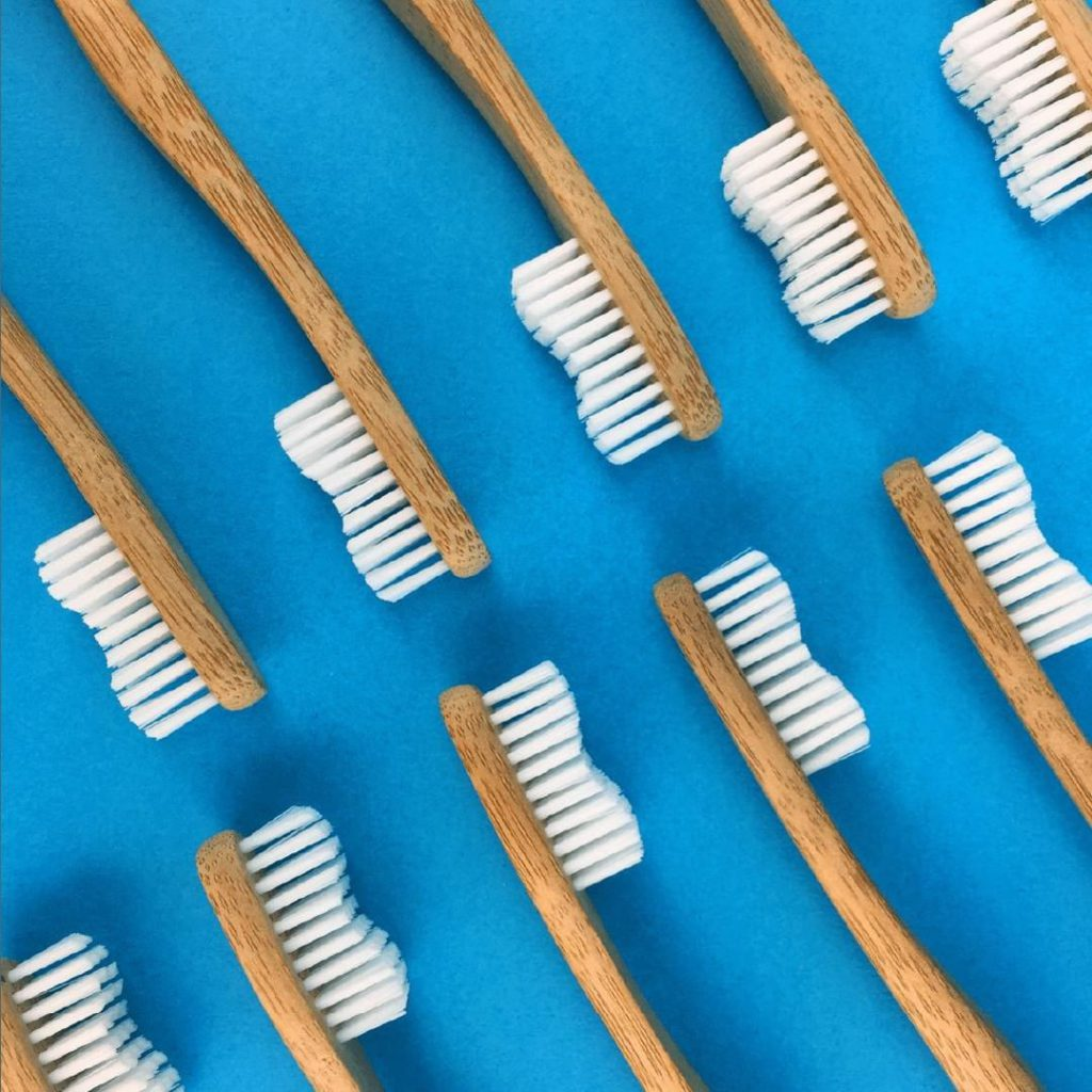 easy eco swaps for a more sustainable lifestyle: health & beauty | bamboo toothbrushes